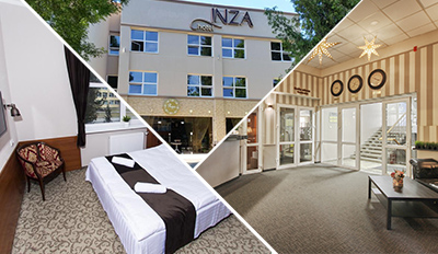 """Inza"" hotel"