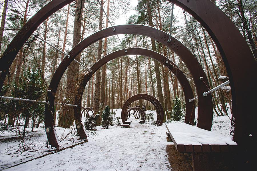 Dineikos parkas