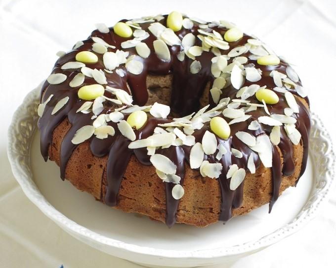 Easter recipes | Buckwheat Kulich