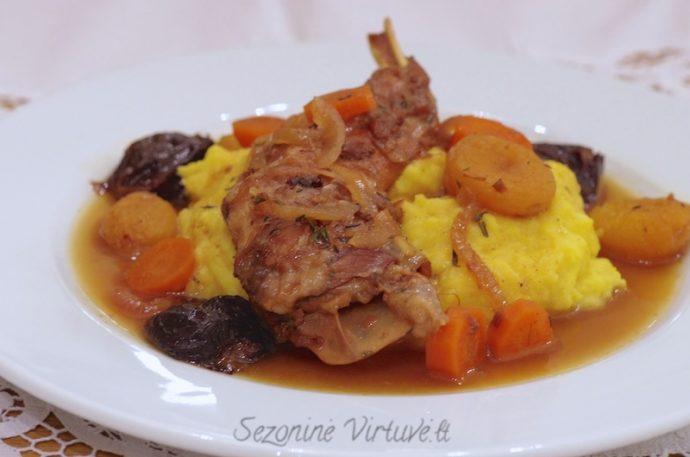 Easter recipes | Rabbit drumsticks