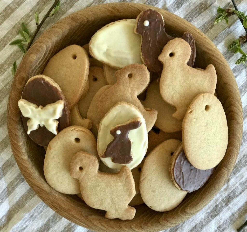 Easter recipes | Cookies with maple syrup