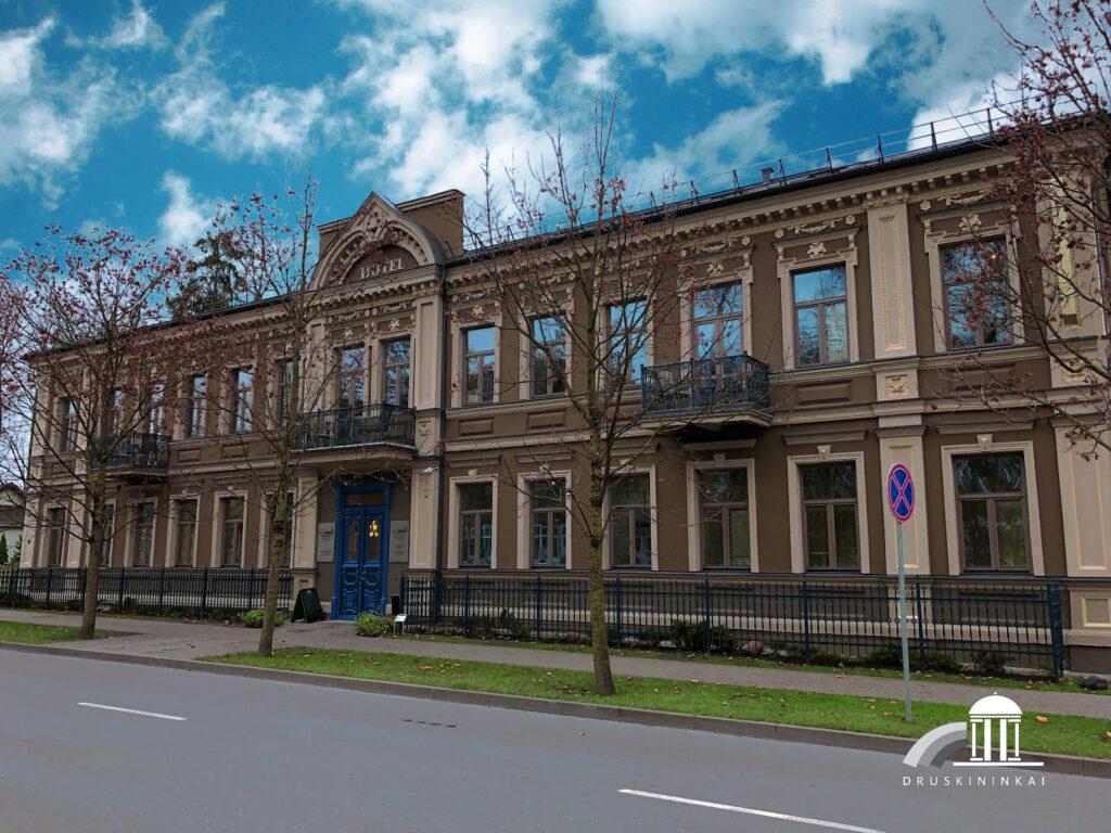 Best Baltic Central Hotel viešbutis