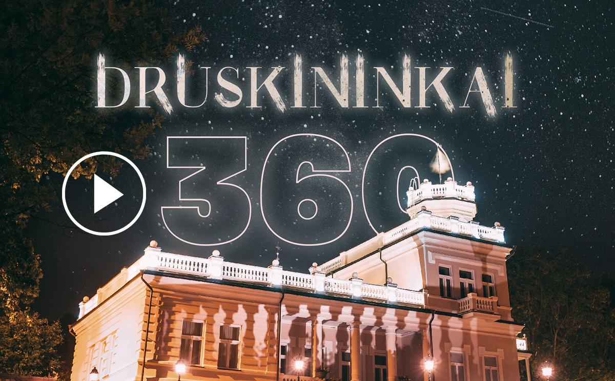Druskininkų miesto muziejaus virtualus turas