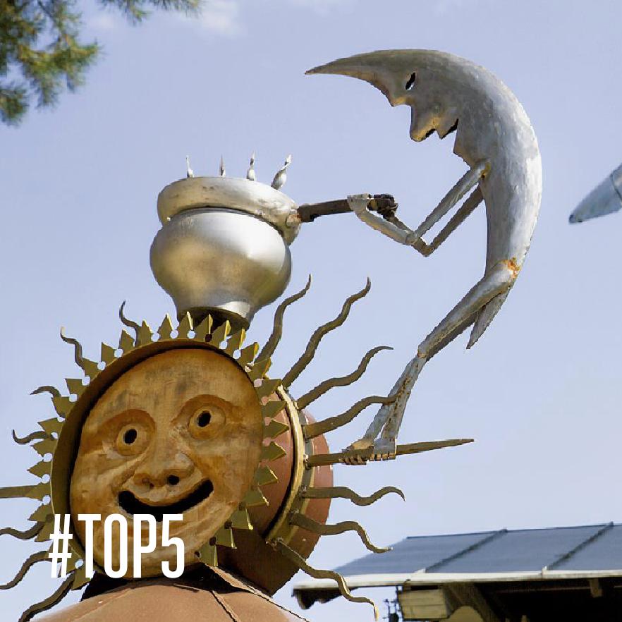 Antano Česnulio skulptūrų ir poilsio parkas