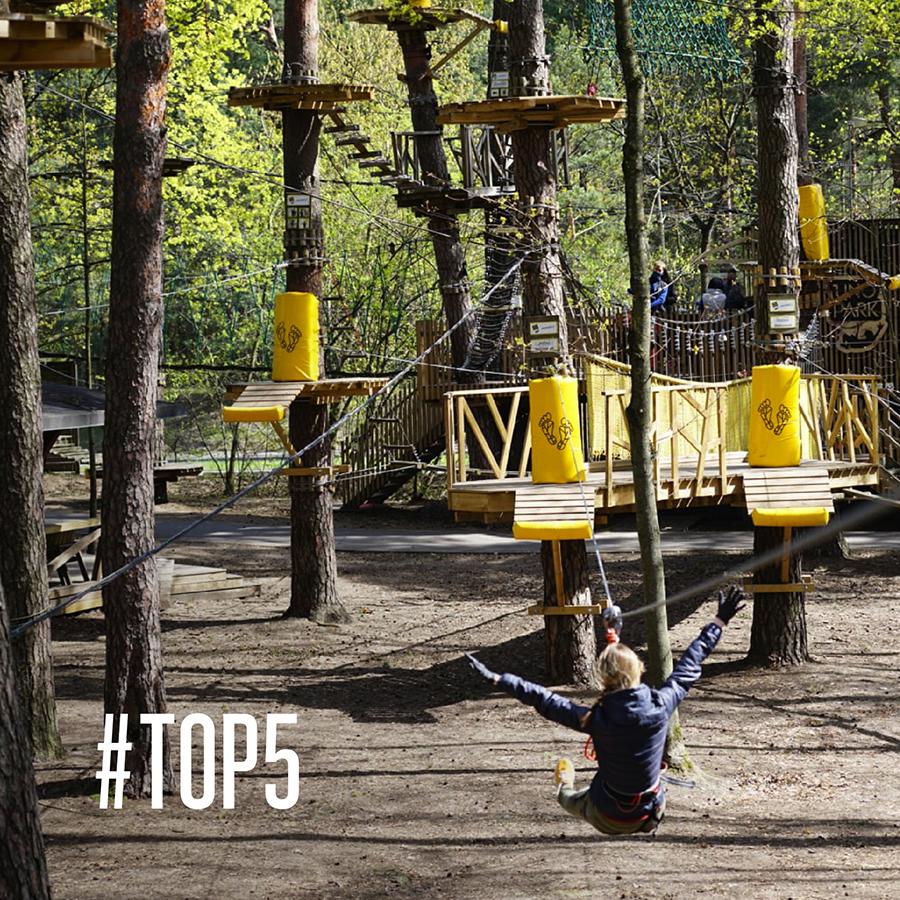 Idėjos savaitgaliui Druskininkuose – Uno parkas